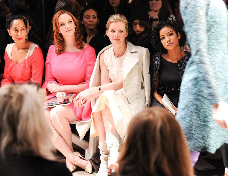 Fall 2015: The Front Row